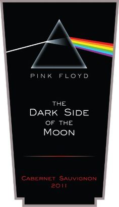 aWine: Wine: 2011 Pink Floyd the Dark Side of the Moon Cabernet Sauvignon Mendocino County 750 mL