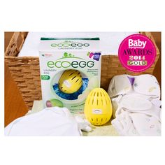 Save money on the laundry and reduce chemical load on your skin as well as the environment.  These eggs are fantastic! Eco-friendly – no harsh chemicals.