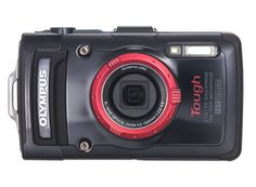 """Olympus Tough TG-2 iHS - Fantastic """"Rugged"""" point-and-click camera, for all sorts of conditions - underwater, freezing, great high-ISO (for darker conditions). $379.99"""