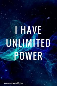 I have unlimited power. Free quiz and report! http://dreamcreatedlife.com/