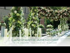 Landpartie Adendorf 2010 - YouTube