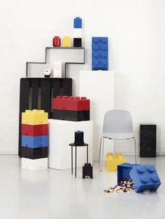 Boîte Lego® Brick / 8 plots