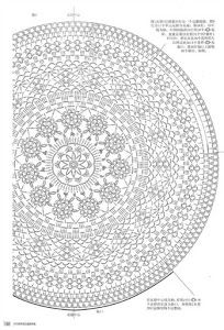 You'll love to make this gorgeous Mandala Rug and it's an easy FREE Pattern. We've included lots of Free Patterns plus a Crochet Doily Rug for you to try! Filet Crochet, Diy Tricot Crochet, Crochet Diagram, Crochet Round, Crochet Chart, Crochet Home, Thread Crochet, Love Crochet, Motif Mandala Crochet