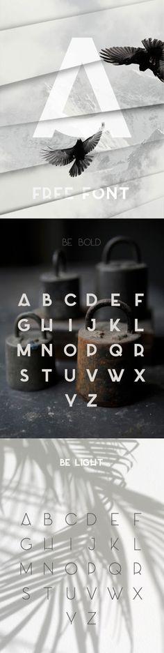 Kanji font - bold/light versions