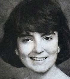 Young Tina Fey before she was famous yearbook picture