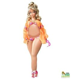 nice Obese Fat Barbie Dolls