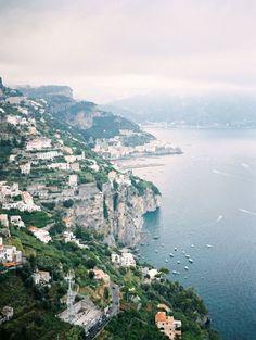 Love and Lemons on the Beautiful Amalfi Coast