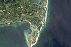 Changes on the Cape Cod Coastline : Image of the Day : NASA Earth Observatory