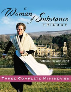 A Woman of Substance Trilogy. An award winning series considered one of the best TV could offer. You can see it on ACORN TV Tv Series To Watch, Movies To Watch, Good Movies, Period Drama Movies, Period Dramas, Love Movie, Movie Tv, Movie Sequels, Good Books