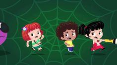 No tengo miedo |Halloween | Canciones infantiles | Kidloom