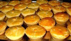 Foto: Receita de Vovó Ingredientes da massa: 5 xícaras de farinha de trigo 400 gramas de manteiga com sal 2 gemas de ovos 4 ...