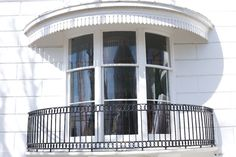 Beautiful detailing on Montpelier Villas Brighton, UK
