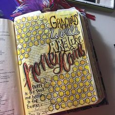 This is my prayer... With the kids being home during the summer and the business of life I find my speech less grace filled and more open irritation. I journaled this scripture out of pure faith. #biblejournaling #illustratedfaith #worshipart
