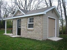 roll-up shed door