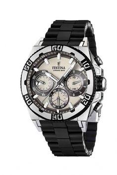 F16659-1 - Festina Chronobike 2013 heren horloge