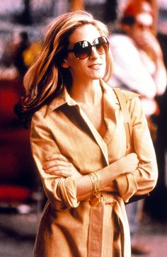 You're a total chameleon...signs you're a Carrie Bradshaw....