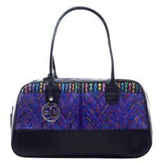 Classy style bag, made with a huipil from Nahualá, Sololá