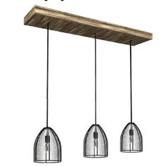 Williston Forge Denzel 3 - Light Kitchen Island Linear Pendant with Antler Accents Lantern Pendant, Pendant Lighting, Ceiling Canopy, Ceiling Lights, Wooden Canopy, Wooden Ceilings, Island Pendants, Wood Beams, Kitchen Lighting