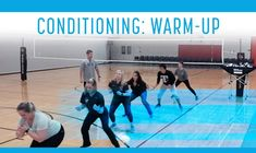Knowledgeable volleyball coaches and trainers understand the importance of a well-planned dynamic warmup. These warmups consist of a series of very short exercises that not only prepare athletes to…
