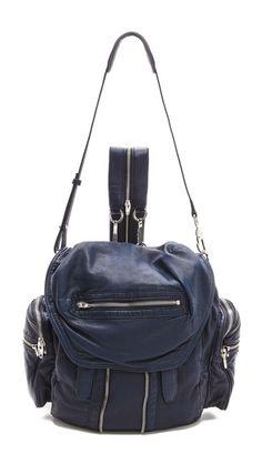 Alexander Wang Marti Washed Backpack $895