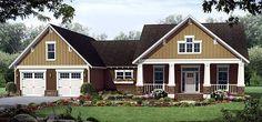 House Plan ID: chp-42921 - COOLhouseplans.com