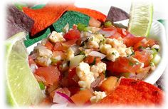 Lobster & Conch Ceviche #glutenfreewedding Conch House, Tropical Weddings, Seafood Restaurant, Ceviche, Catering, Salsa, Ethnic Recipes, Key Largo, Catering Business