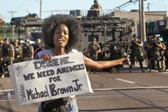 LAS REINVINDICACIONES DEL 'BLACK POWER'