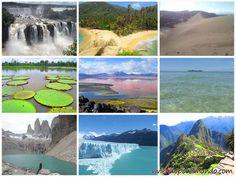 Nuestros top 13 de Sudamérica