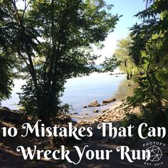 Casual Runner's Top 10 Mistakes That Can Wreck Your Run