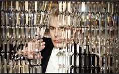 Duran Duran's Nick Rhodes talks to British GQ about genetics, snakes and more! http://duran.io/13JKQzE