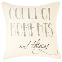 Expression Pillow – Moments