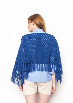 Classic Poncho – MADE IN ROȘIA MONTANĂ Wool Insulation, Cold Day, Summer Collection, Montana, Merino Wool, Spring Summer, Classic, How To Make, Women