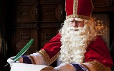 Ook Sinterklaas leest prettiger met een leesbril :-) Fijne pakjesavond!