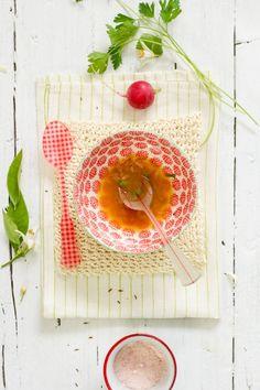 Ensalada de naranjas con vinagreta de cominogourmande by FoodandCook