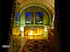 Located in one of the most outstanding area of Cappadocia, famed for stunning fairy chimney landscapes, caves and caverns, the Museum Hotel is far from ordinary.