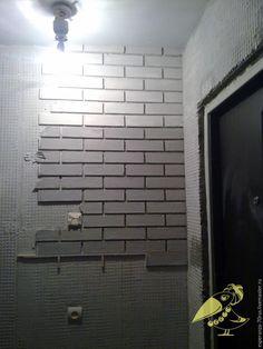 bf537639d2b7 В стиле лофт  делаем имитацию кирпичной кладки в интерьере - Ярмарка  Мастеров - ручная работа, handmade