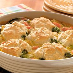 This savory, homestyle dish incorporates fresh vegetables and pre-cooked turkey for a quick and comforting family dinner.