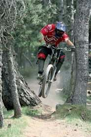 Vallnord activities park and Bike Park, Andorra.