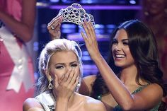 """The Miss Teen USA pageant is standing behind 2016 winner Karlie Hay after it was discovered she used the n-word in tweets several years ago. The Miss Universe Organization, which runs the pageant, issued a statement stating that Hay """"made a serious mistake"""" and has changed since the time she made the"""