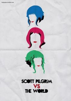 Scott Pilgrim vs. the World!