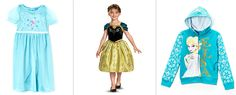 *HOT* Frozen Costumes, Apparel, Accessories + More Up To 60% Off