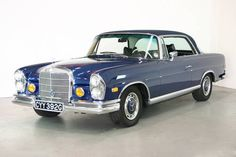 1969 Mercedes 280SE Coupé