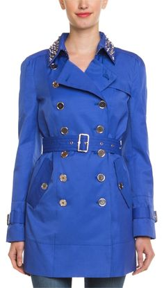 edab339ab Sam Edelman Lorissa Trench With Studded Trench Coat. Our best-selling  trench! The. Tradesy