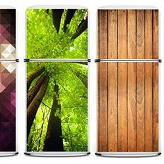 If you are looking for upgrading your old fridge's looks you should consider Kudu Magnets. In 3 easy steps, get a new layout for your fridge: just pick an image or upload one, set the size and order it. It's that easy. Ugly Fridge, Fridge Decor, Digital Trends, Do It Yourself Home, Modern Design, Home Improvement, Home And Garden, Home Accessories, House Design
