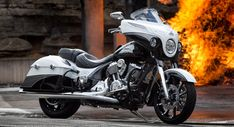 Indian Motorcycles Teamed Up With Jack Daniel's For This Special-Edition Chieftain Cruiser