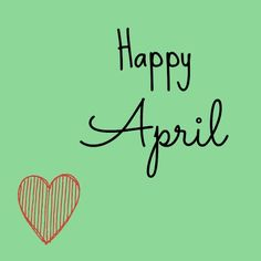 happy april lylia rose blog post