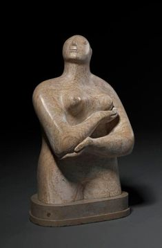 Henry Moore works in public - Collections - Henry Moore Foundation Asian Sculptures, Figure Photo, Henry Moore, Purchase History, Mother And Child, It Works, Carving, Statue, Gallery