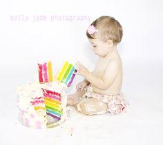 ~ first birthday cake smash fun with   bella jade photography ~ LOvE