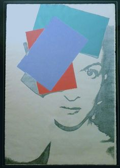 Paloma Picasso (1975) by Andy Warhol by Ravello1, via Flickr