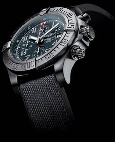 The Watch Quote: The Breitling Avenger Bandit watch - The Spirit of Naval Aviation